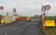 Bridge Reopens As River Levels Drop