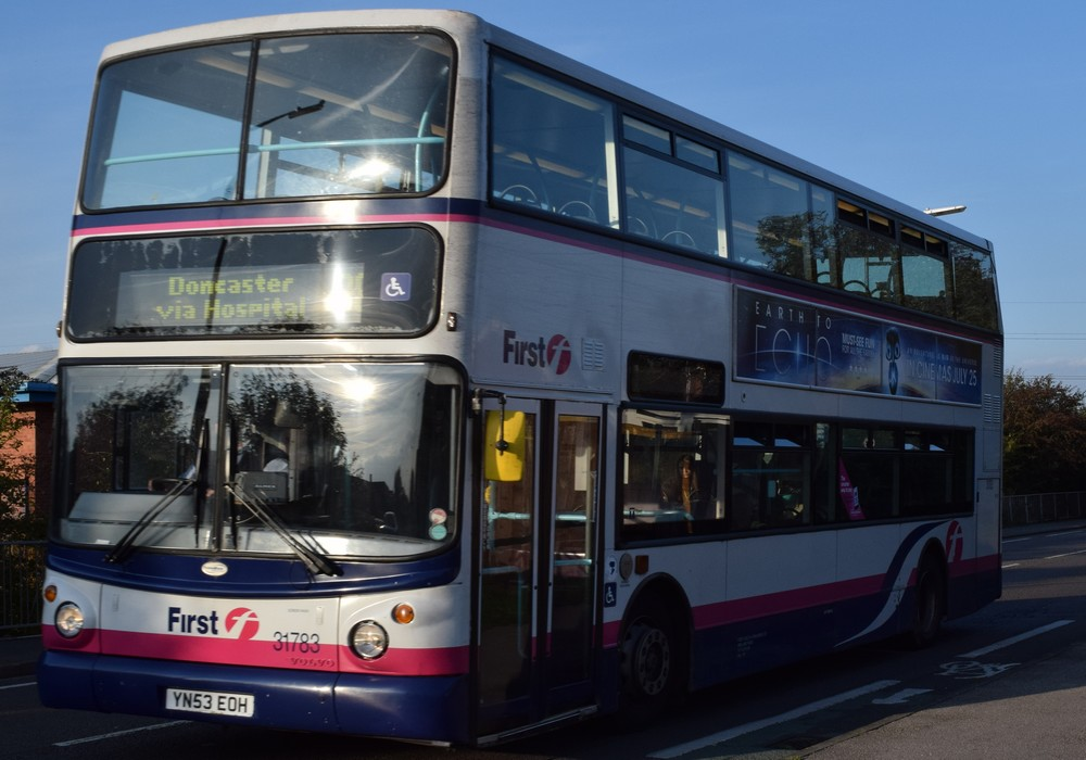 First Travel Bus Times Doncaster