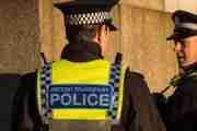 Appeal For Information After Concrete Block Thrown At Train Narrowly Misses Driver