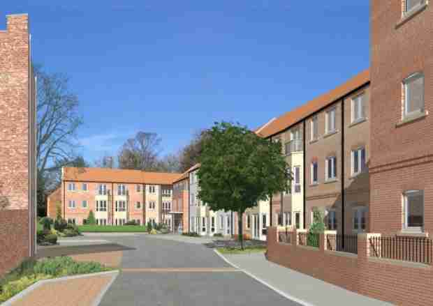 Town Centre Development Given Go Ahead Thorne Times