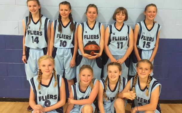 Fliers' Newly Formed U14s Win Debut Game