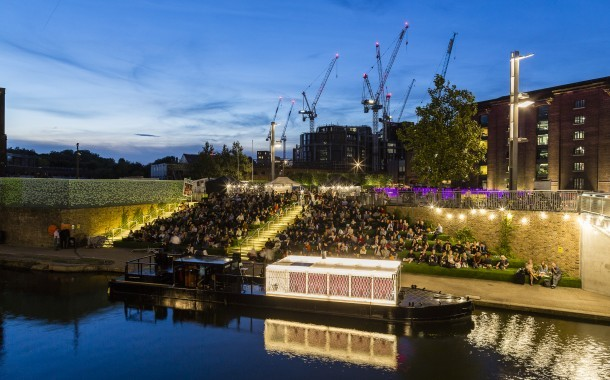 Floating Cinema To Give Film Lovers Unique Experience