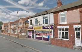 Armed Thief Threatens Staff With Knife During Shop Robbery