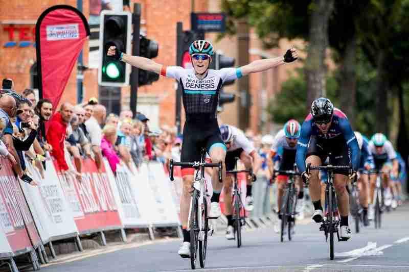 Swift Chosen For Tour Of Britain