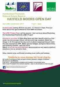 Hatfield Moors Open Day 2017