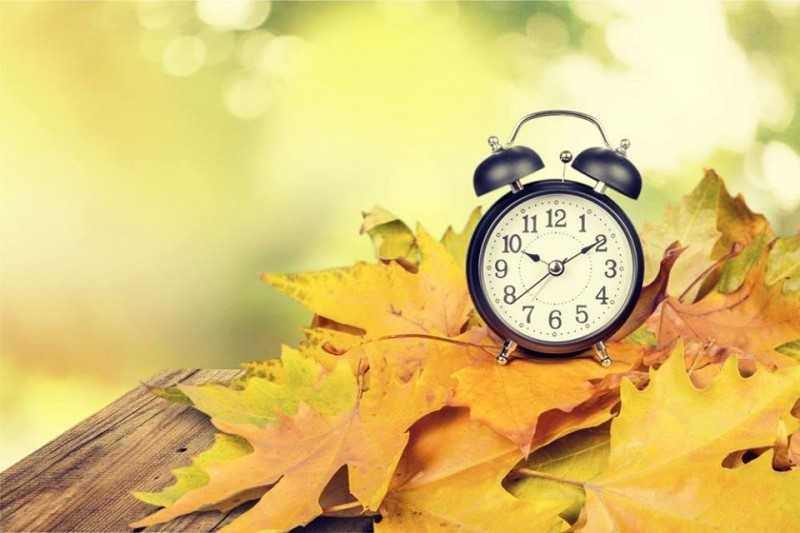 Extra Hour In Bed As Clocks Go Back