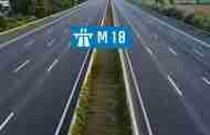 Traffic News – M18