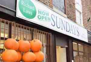 Richard Laws Pumpkins