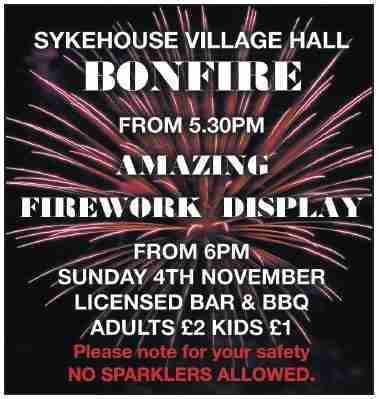 Sykehouse_Bonfire & Fireworks