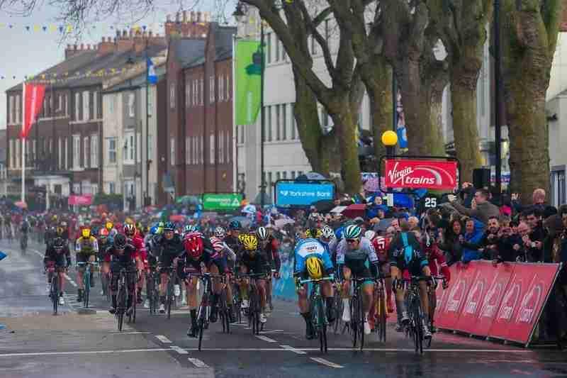 Tour de Yorkshire Comes To The Area