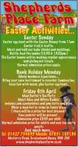 Shepherds Place farm_Easter