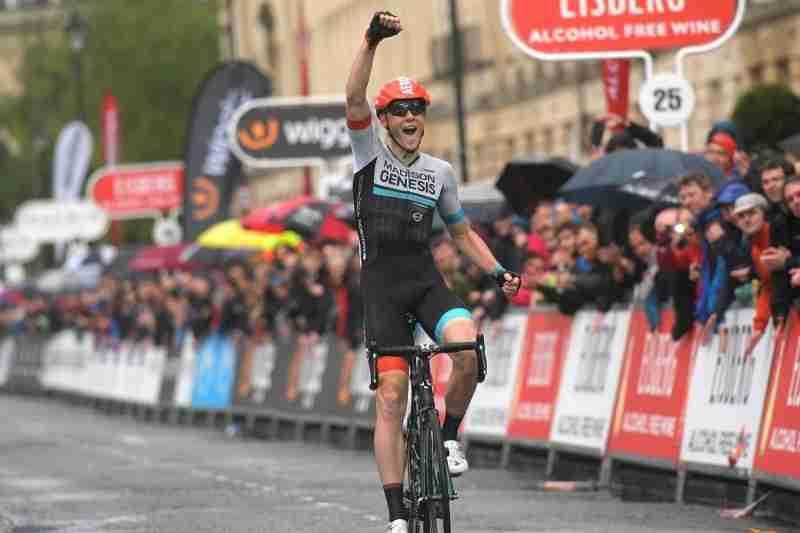 Tour de Yorkshire Hopes For Local Cyclist