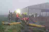Fire Crews Attend Animal Rescue