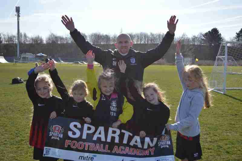 Colliery Host Wildcats Sessions For Girls