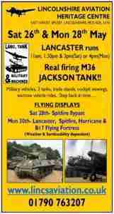 Lincolnshire Aviation_june