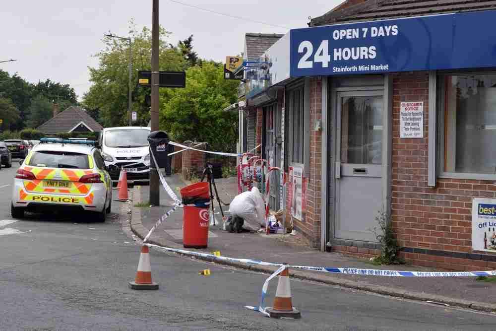 Police Investigate Stainforth Stabbing