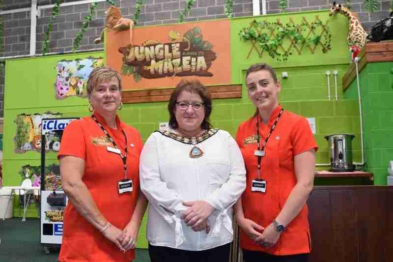 New Indoor Play Centre Opens Its Doors