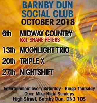 Barnby Dun Social_Oct18