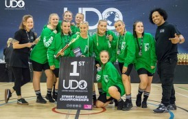 Dance Group Qualify For World Championships