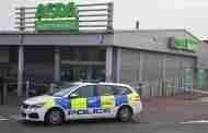 Police Investigate Supermarket Incident