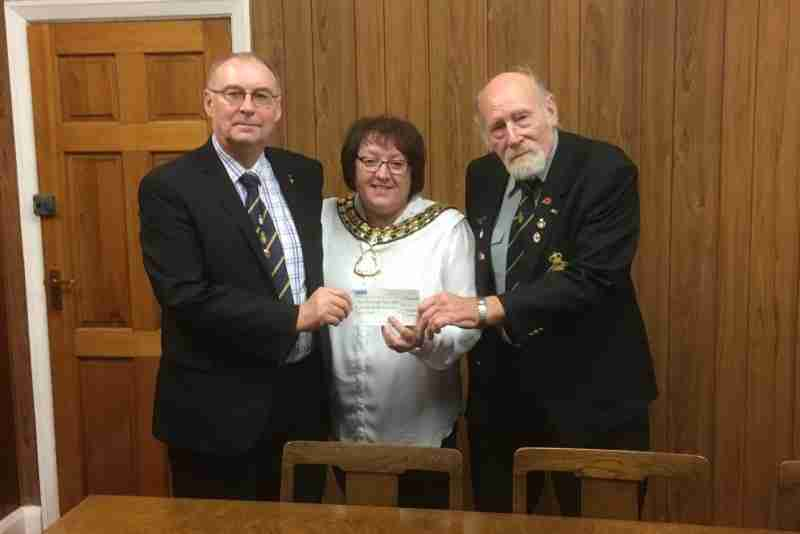 Thorne Branch Reach Record Amount For Legion Poppy Appeal