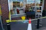 Thieves Steal Cash During Supermarket Raid