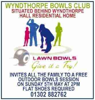 Wyndthorpe Bowls Club_May19
