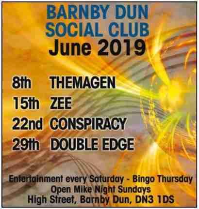 Barnby Dun Social_June 19
