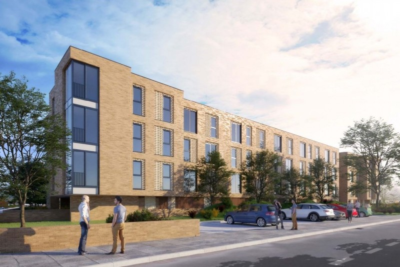 Apartment Block Proposal Approved By Council