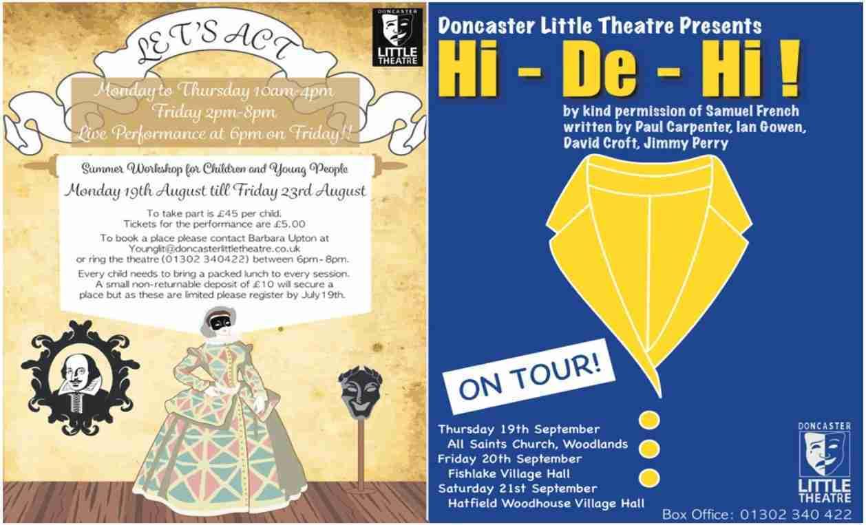 Doncaster Little Theatre_August 19