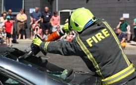 Open Day At Thorne Fire Station