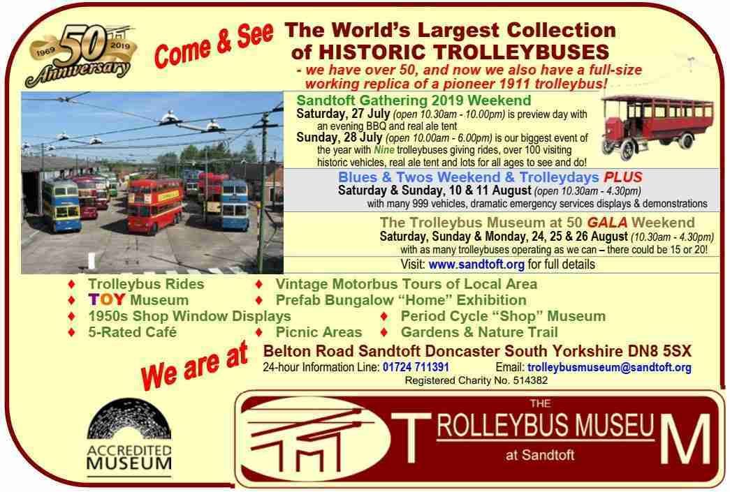 Sandtoft Trolleybus Museum_August 19