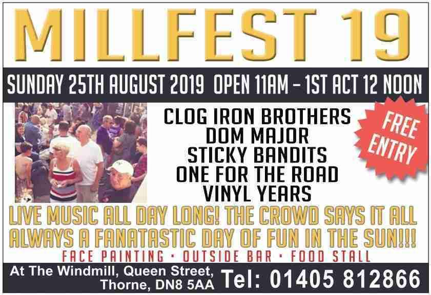 Millfest 19