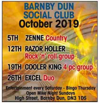 Barnby Dun Social_0ct19
