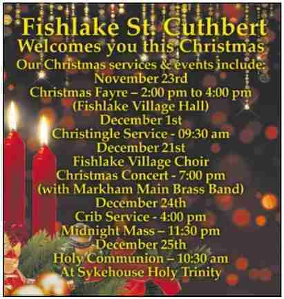 Fishlake St Cuthbert