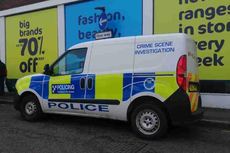 Police Investigate Town Centre Break-ins