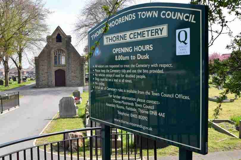 Cemeteries Reopen Following Further Government Guidance