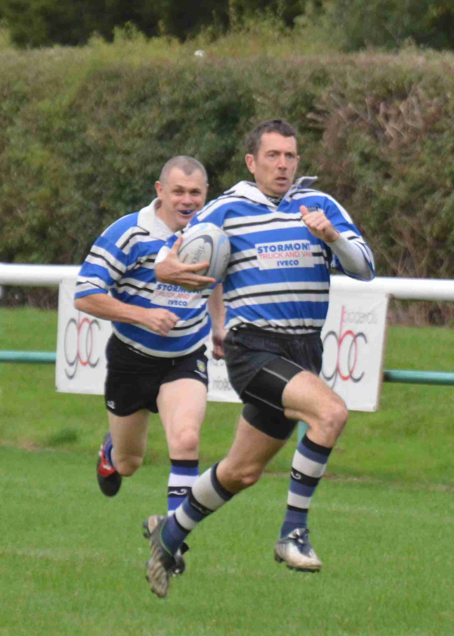 Thornensians Veterans XV winning ways continued