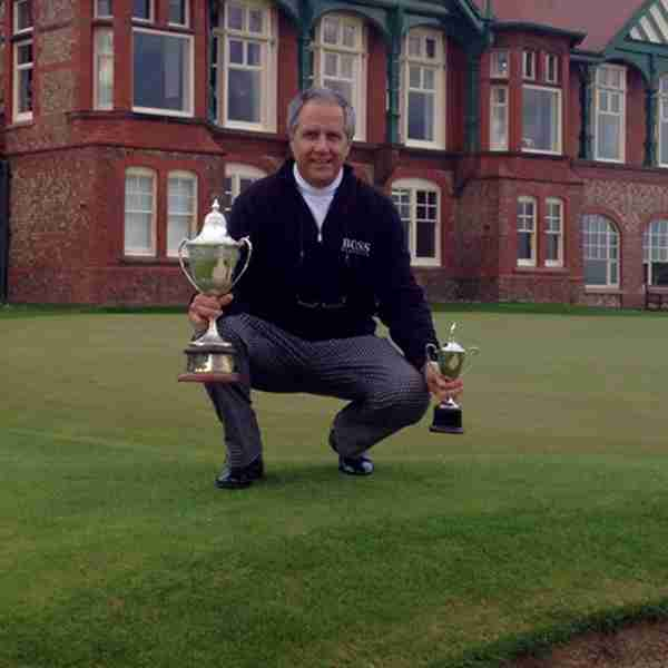 THORNE GOLF CLUB MEMBER BECOMES 2013 NORTHERN MATCHPLAY CHAMPION