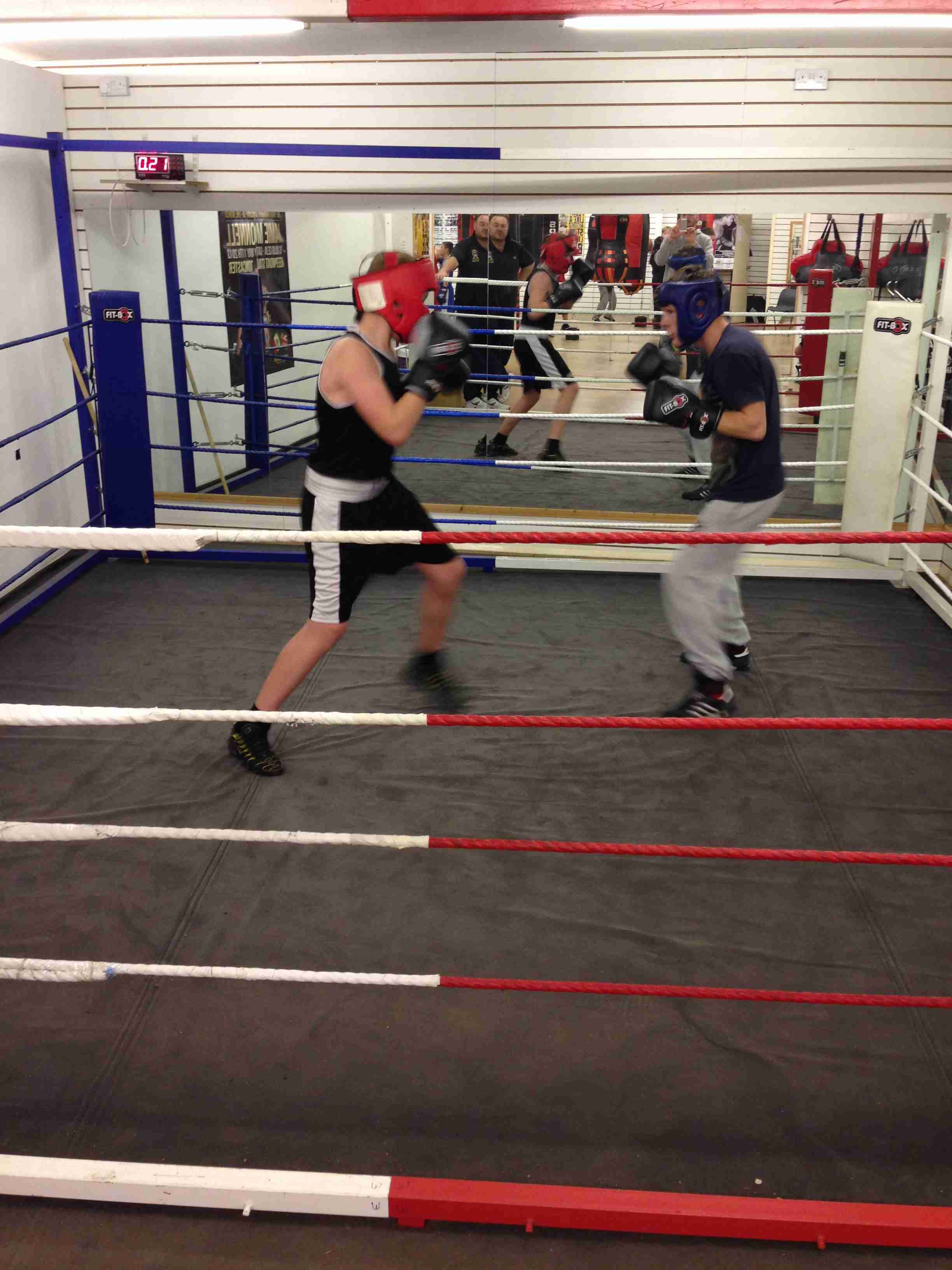 STAINFORTH AMATEUR BOXING CLUB