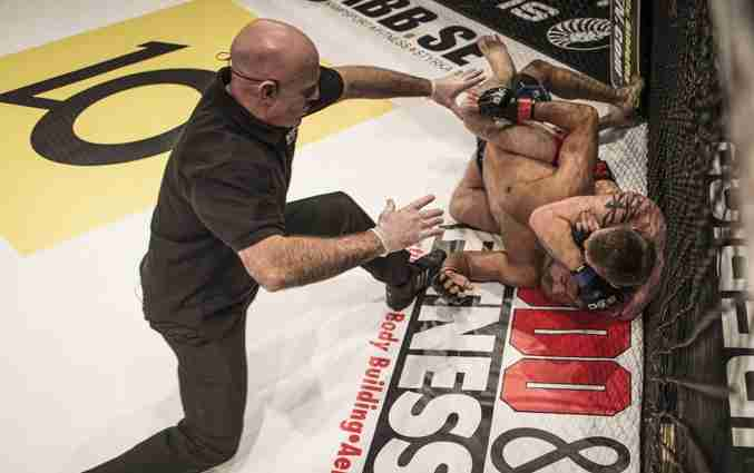 Thorne Fighter Makes UFC