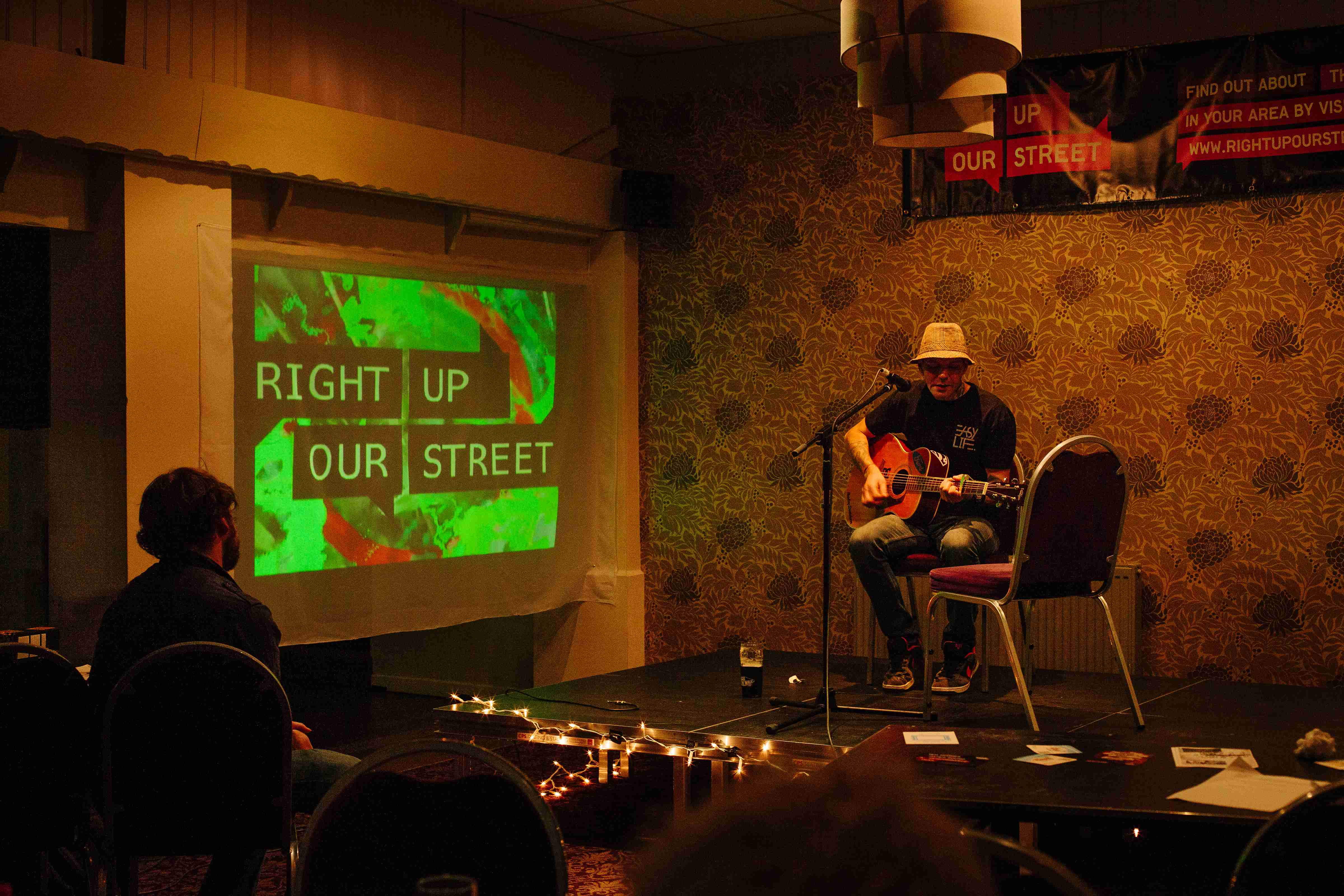 Open Mic Nights – Music.Comedy.Poetry