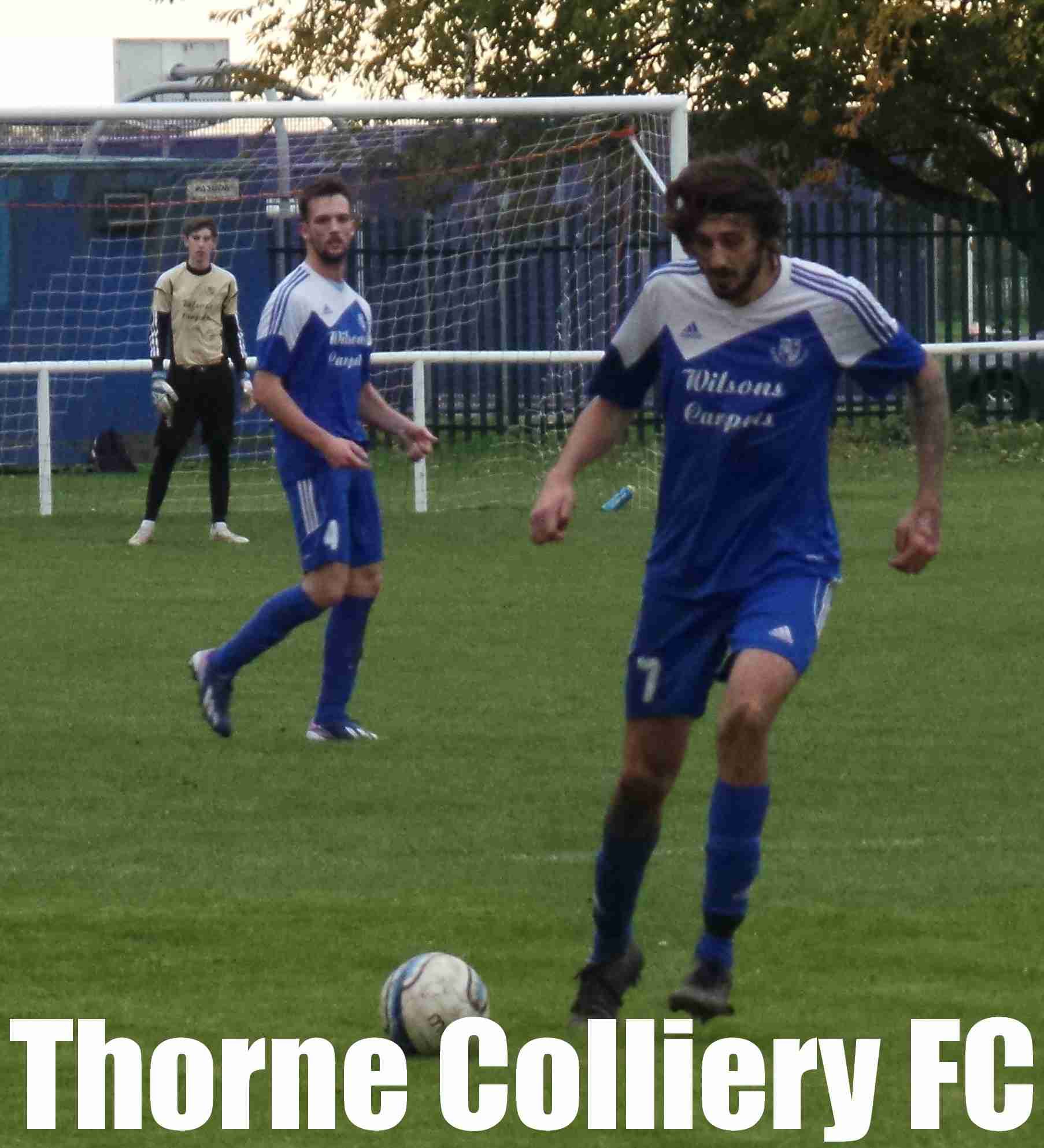 Thorne Colliery v Askern