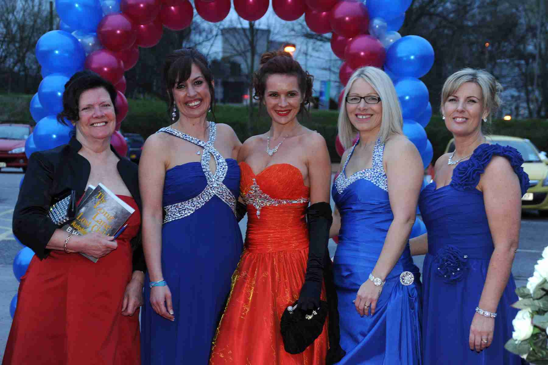 Thorne fundraiser's night of glitz and glamour