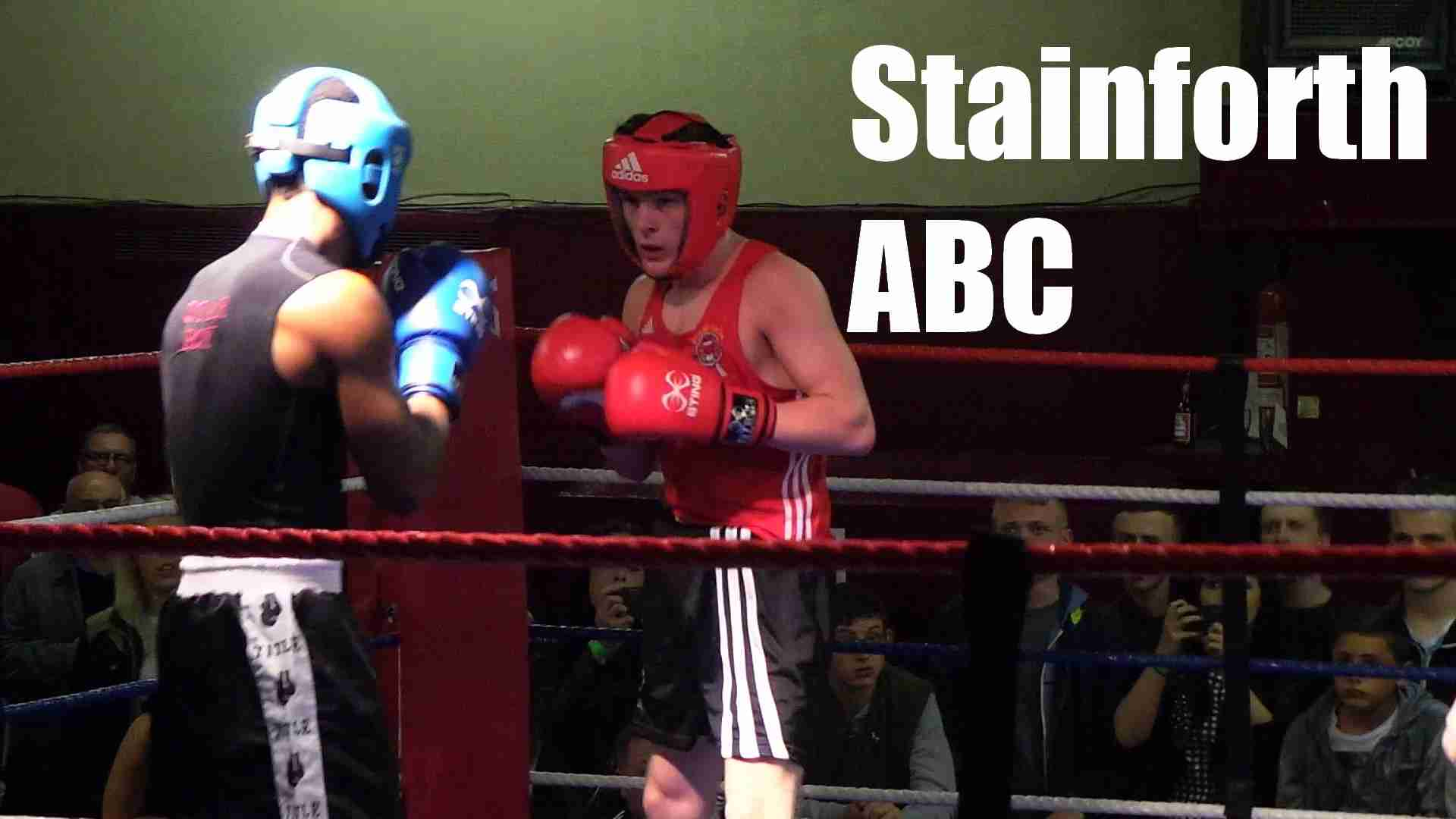 'Terrible' Tim Champions Stainforth ABC
