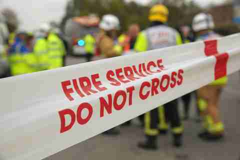 Fire chiefs give advice to Farmers following arson attacks
