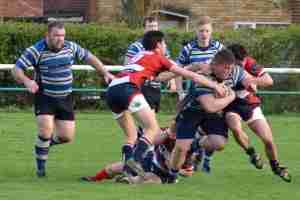 Moffat carries the game to Doncaster on the way to meeting Wath in the final