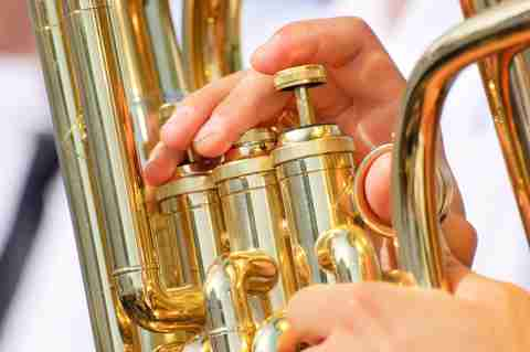 Hatfield Band hope be Top Brass at National Finals