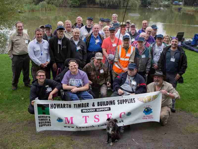Delves Hosts Charity Fishing Day