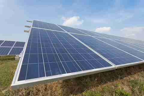 Energy Company Submits Solar Farm Planning Application